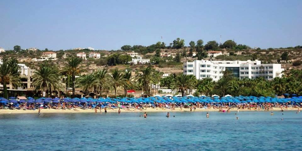 Грециан бей отель кипр