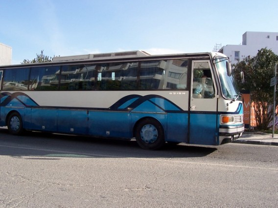Автобусы пафоса расписание