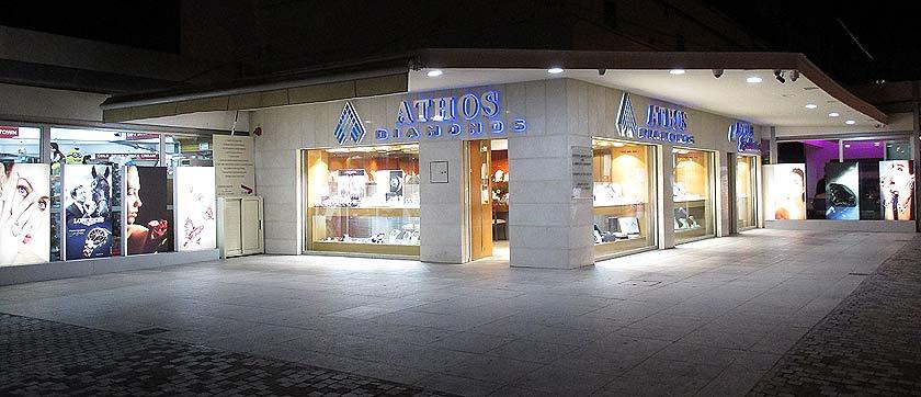 Магазины в пафосе